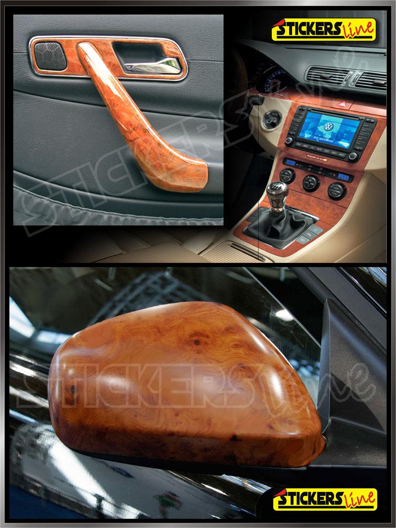 Pellicola Adesiva Per Interni Auto.Pellicola Adesiva Effetto Radica 75x130 Adesivo Interni Auto Radica Ebay